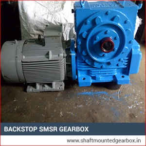 Backstop SMSR Gearbox Manufacturer India