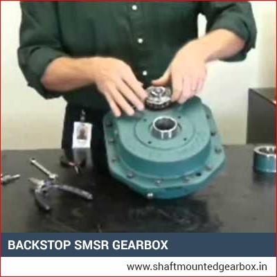 Backstop SMSR Gearbox Ahmedabad