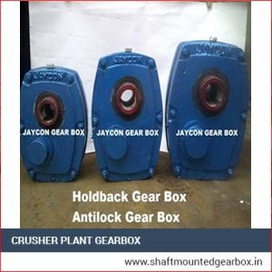 Crusher Plant Gearbox Exporter