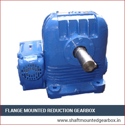 Flange Mounted Reduction Gearbox Supplier