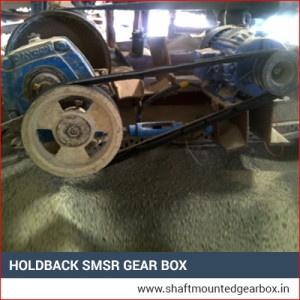 Holdback SMSR Gearbox
