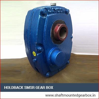 Holdback SMSR Gearbox Manufacturer