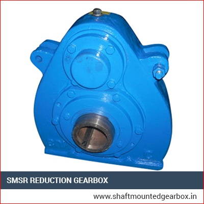 SMSR Reduction Gearbox Supplier and Exporter in India