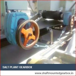 Salt Plant Gearbox Manufacturer