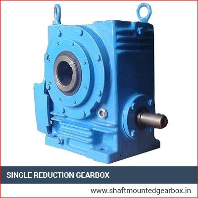 Single Reduction Gearbox Exporter