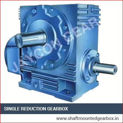 Single Reduction Gearbox India