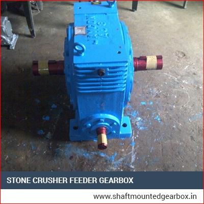 Stone Crusher Feeder Gearbox Exporter