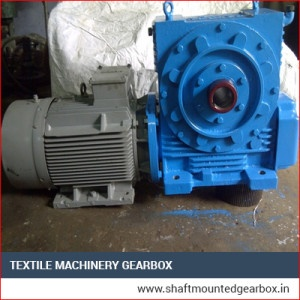 Textile Machinery Gearbox Manufacturer
