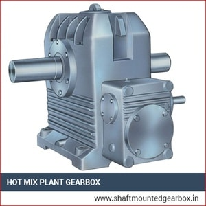 Hot Mix Plant Gearbox Manuacturer