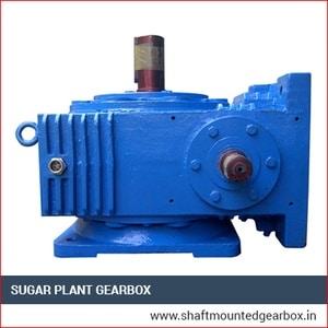 Sugar Plant Gear Box manufacturer and supplier in gujarat