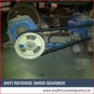 Anti Reverse SMSR Gearbox Supplier in nashik