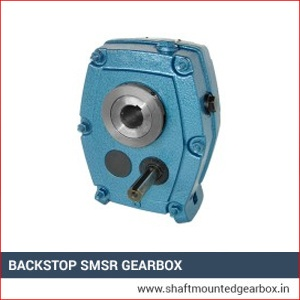 Backstop SMSR Gearbox manufacturer and supplier in ahmedabad gujarat