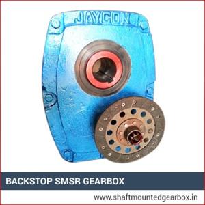 Backstop SMSR Gearbox Supplier in udaipur