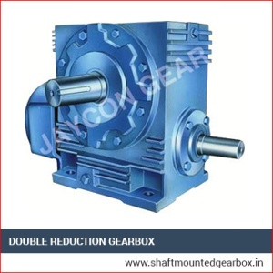 Double Mounted Gearbox Supplier in Gwalior