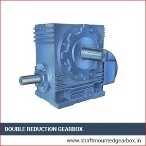 Manufacturer, Supplier and Exporter of Double Reduction Gearbox in Gujarat, India