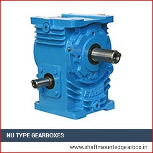 NU Type Gearboxes Manufacturer, Supplier and Exporter in Gujarat, India