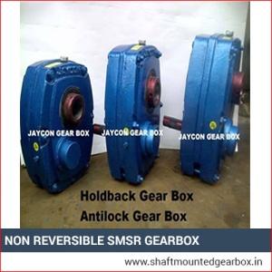 Non Reversible SMSR Gearbox Manufacturer