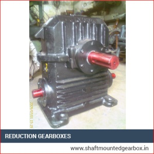 Reduction Gearboxes Manufacturer, Supplier and Exporter in Gujarat, India