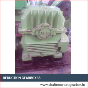 Reduction Gearboxes Manufacturer and Supplier in India