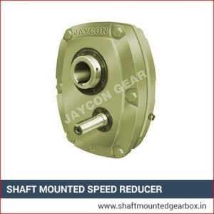 Shaft Mounted Speed Reducer Exporter India