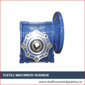 Textile Machinery Gearbox Exporter