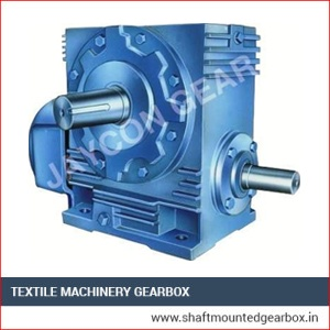 Textile Machinery Gearbox Supplier in Gujarat, India