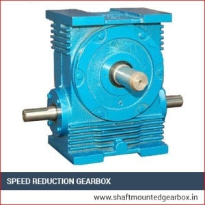 Speed Reduction Gearbox 02 manufacturer and supplier in gujarat india