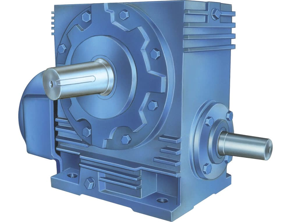 au type worm reduction gearbox z manufacturer and supplier in gujarat india