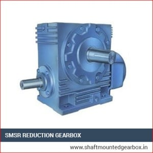 Shaft reduction gearbox manufacturer and supplier in gujarat india